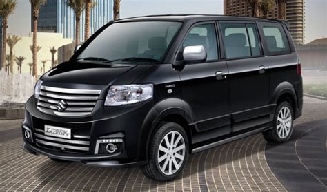Suzuki Apv Luxury 2019 Cover Mobil F New dealer suzuki surabaya