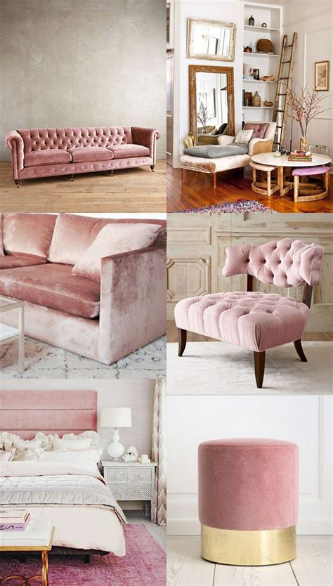 pink home decor 25 best ideas about pink velvet on pink