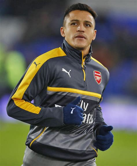 alexis sanchez daily star alexis sanchez arsenal star joy to watch admits