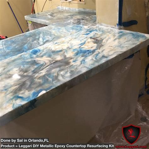 Concrete Countertops Diy Kit by 1000 Images About Leggari Products Diy Metallic Epoxy