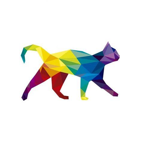 wallpaper poly cat best 25 polygon art ideas on pinterest graphic design