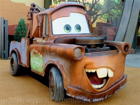 mater bed tow mater people portrait photos jud s disney potd