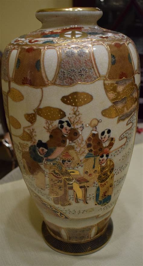 Japanese Vase Identification by Forums Detail List