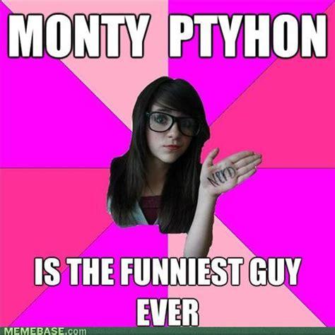 Idiot Nerd Girl Meme - image 178637 idiot nerd girl know your meme