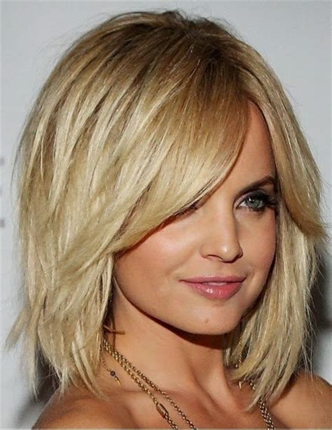 shoulder length layered curly haircuts with front and back pictures 10 layered hairstyles for shoulder length hair