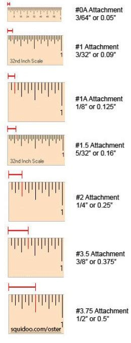 clipper sizes for haircut how to choose oster clipper blades hubpages