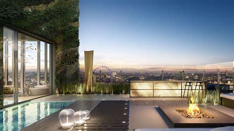 best penthouses s best riverside penthouses square mile