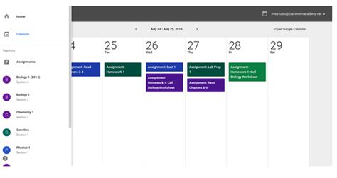 Classroom Calendar Feature Adds New Features To Its Classroom App Rtoz Org