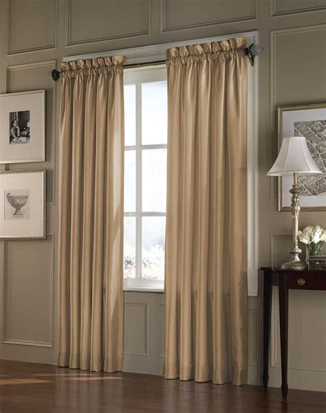 curtains ideas for large windows large window curtain ideas