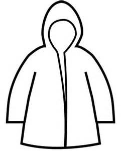 winter coat template best photos of coat coloring page template winter jacket