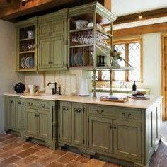 sage green kitchen cabinet doors unexpected pop of color kitchen cabinets sage green