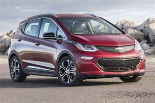 Chevrolet T 2017 Chevrolet Bolt Ev Review Term Arrival