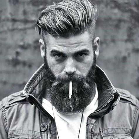 undercut with beard 35 short haircuts for men 2018 men s haircuts