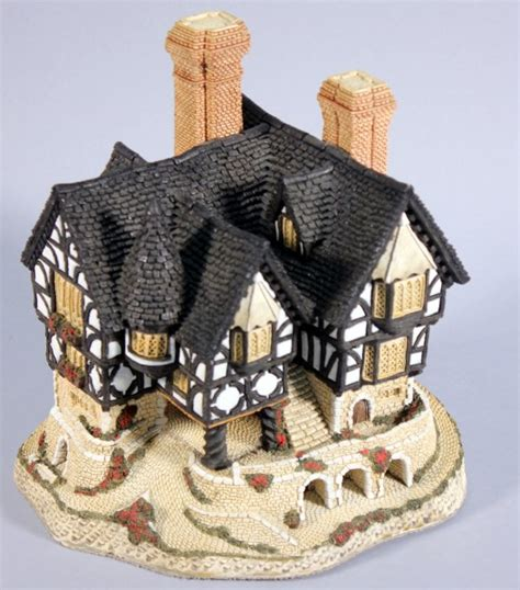 collectible toys david winter cottages combined estate