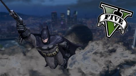 mod gta 5 batman gta v pc mods batman en los santos superheroes en gta