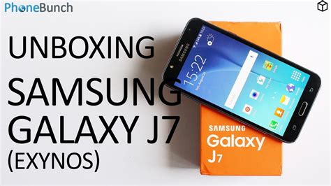 samsung galaxy  india unboxing  overview youtube