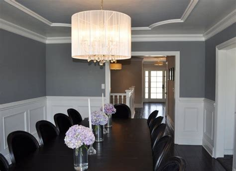dining room trim ideas pin by on new house
