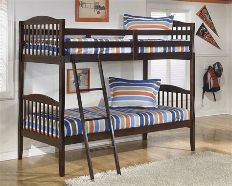 bunk bed slats b455 57s signature by ashley rayville twin bunk bed slats