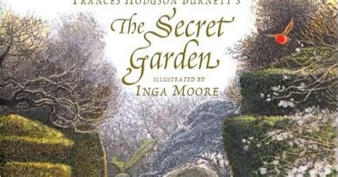 secret garden  lavishly illustrated childrens