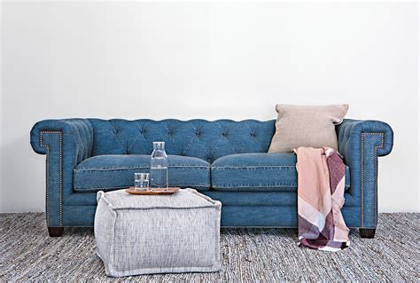denim living room furniture denim living room furniture