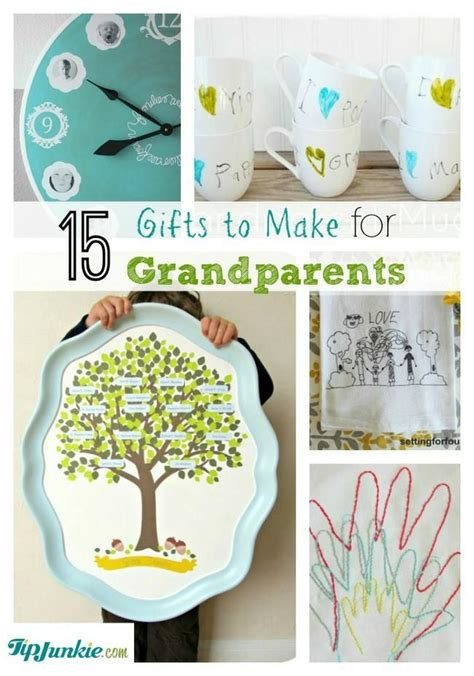diy ornaments for grandparents hese home made gifts are for and and include pictured tutorials for a
