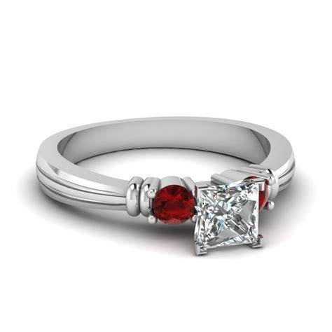 bar ring fascinating diamonds