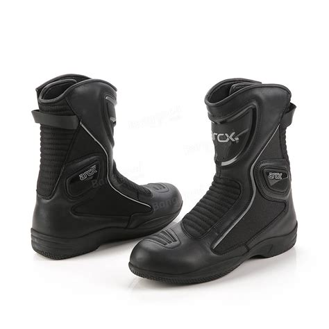 waterproof motorcycle riding boots motorcycle riding boots waterproof racing shoes arcx black