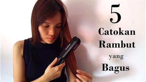 Catokan Merk Bagus 5 macam catokan rambut yang bagus rekomendasi toko onis