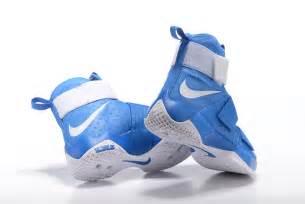 kentucky basketball shoes mens nike lebron soldier 10 royal blue silver