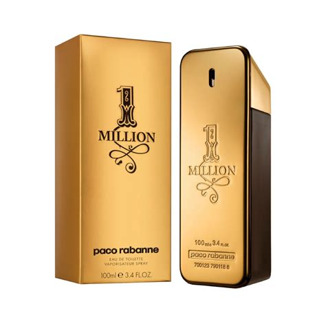 Parfume 1 Million paco rabanne 1 million eau de toilette 100ml