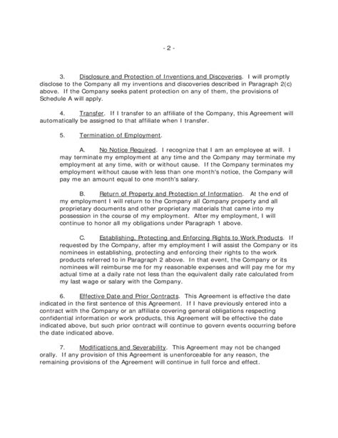 intellectual property agreement template intellectual property agreement for use in california