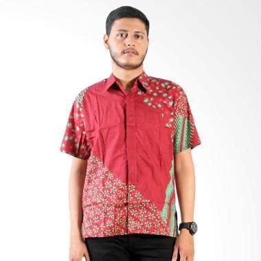 Batik Nulaba Kemeja Batik Cap Pria Parang C2 4701 jual daily deals batik nulaba cap bercak parang c4 kemeja pria merah harga