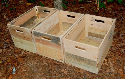 wooden crates unfinished wood crates woodideas