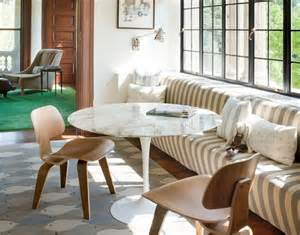 dining table up against sofa gallery