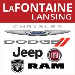 Dodge Dealership Lansing Mi Lafontaine Chrysler Dodge Jeep Ram Fiat Of Lansing
