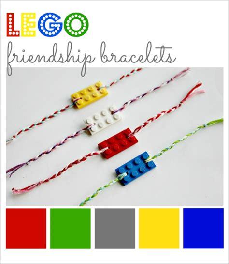 Lego Bracelet lego friendship bracelets