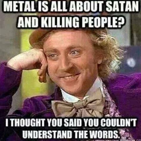 Funny Metal Memes - meme funny metal on instagram