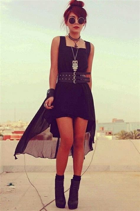 style for grunge fashion trend for summer 2018 become chic
