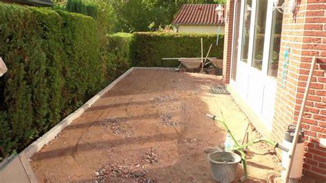 terrasse klinker terrasse mit pflasterklinker