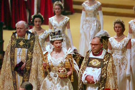 film of queen elizabeth s coronation image gallery queen coronation
