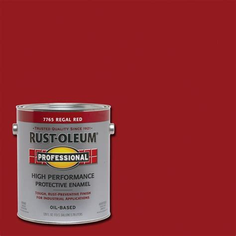 regal lackieren rust oleum professional 1 gal regal gloss protective