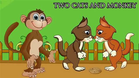 Cat Story two cats and monkey story in moral stories