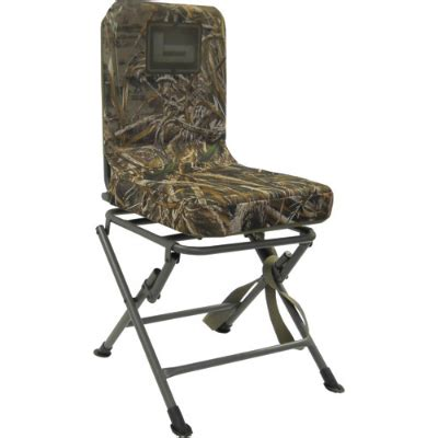 Swivel Blind Stool by Banded Blind Chair Banded Realtree Max 5 Blind Chair