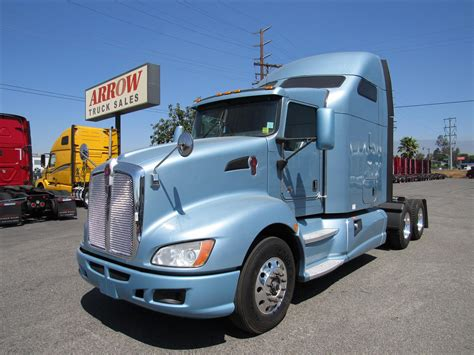 kenworth for sale kenworth t660 sleepers for sale in ca