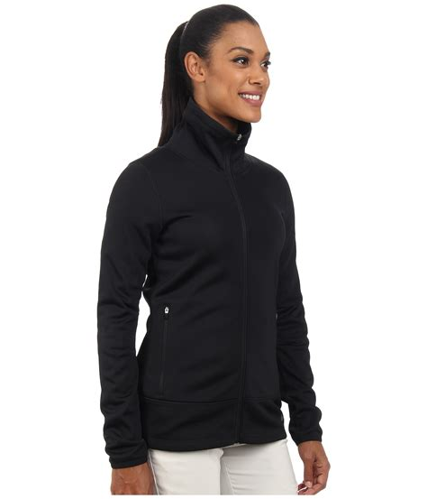 Jaket Jiper Black List Grey 1 nike thermal zip jacket in black lyst