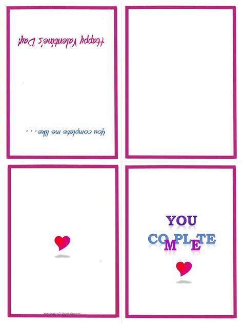 valentine pop up card