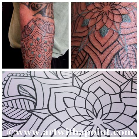 geometric tattoo minnesota art with a point 187 geometric custom tattoo studio