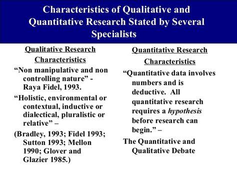 quantitative research paper exle parts of a qualitative research paper 28 images