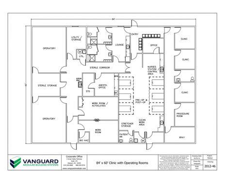 medical clinic floor plan design sle modular healthcare medical buildings vanguard modular