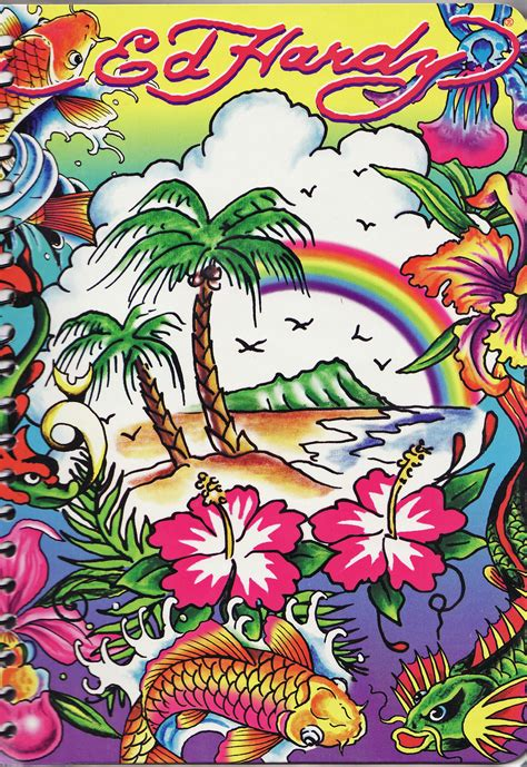 download ed hardy tattoos wallpapers to your cell ed hardy backgrounds 55 images